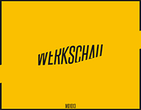 Werkschau - Editorial CI