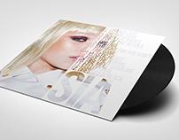 SIA Album Vinyl Design