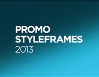 Promo styleframes 2013