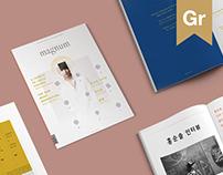 Magnum iPad & Print Magazine
