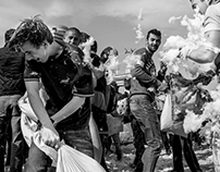 Pillow Fight Day - 2016 Budapest