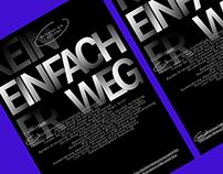 KEIN EINFACHER WEG (Weltformat 2015, Luzern)