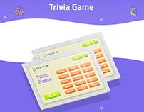 Trivia Game Design