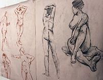 Freshmen Drawing