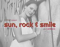 SUN, ROCK & SMILE