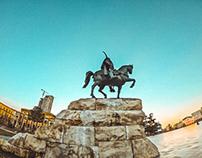 🇦🇱 Beautiful Tirana in February