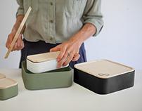 BELÈ // Lunchbox and Pan