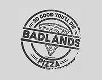 Commissioned Halsey 'Badlands' Logos