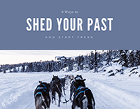 6 Ways to Shed Your Past & Start Fresh by Tonja Demoff