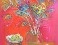 Vietnam Artist Le Minh Nguyet - www.eyegalleryvn.com