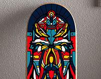 AR Skateboard