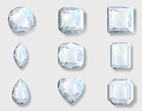 De Beers: Diamond Valuation Infographics