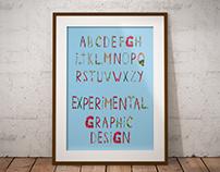 Experimental Graphic Design