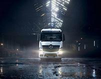 Mercedes Benz Actros F Campaign