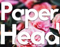 New FB Id. PAPERhEAD Studio Winter 2015