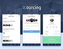 Zourcing App
