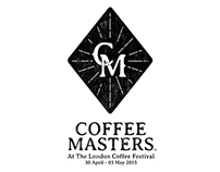 The London Coffee Festival 2015 / COFFEE MASTERS