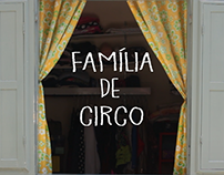 Interprograma 'Família de Circo' - Canal Futura