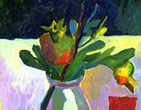 букеты/bouquets