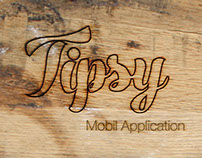 Tipsy Mobile App UI
