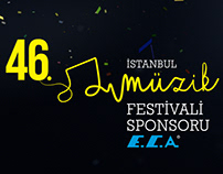 46th İstanbul Music Festival Sponsored by E.C.A
