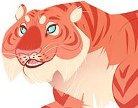 Tigers, Tigers, & Tigers OH MY