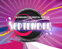 SPARKLING SEPTEMBER @ Summarecon Digital Center