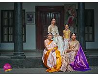 Sri Palam Silks Sarees,Calendar 2017