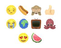 Inflatable Emoji - Vol. II