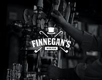 Finnegan's Pub - Identidade Visual