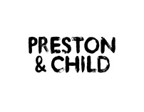 Douglas Preston & Lincoln Child - graphical identity