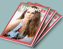 TENDENCES Magazine - Diseño y maquetación