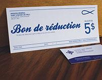 Magasin général - SSVP du Grand Châteauguay / 2012