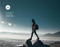 Archetipo - brand identity & UI/UX website
