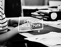 Design Dilution - Project Branding and visual identity