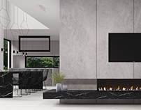 Nook Fireplace | Shelter ®