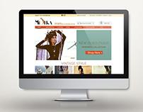 Web Design -  Miolka