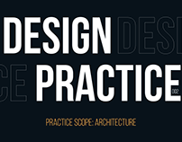 DESIGN PRACTICE 002