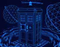 Doctor Who - UI Design