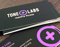 Tonelabs Corporate Identity