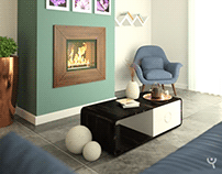 Interior Designs - 3D Artwork