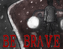 Be Brave book cover