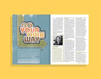 Magazine Layouts - Indie Authors