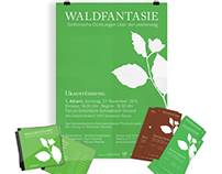 "Event design for the ""Waldfantasie"""
