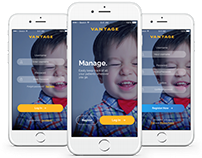 Vantage Software Design - UI/UX