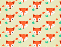 [Freebie] Cute Fox cell phone Wallpaper