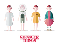 Stranger Things (Eleven)