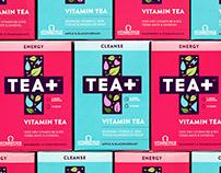 TEA+: The specialist Vitamin Tea