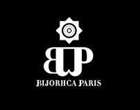 BIJORHCA PARIS - Identité Visuelle