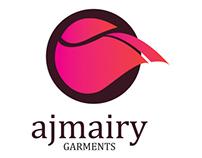 Ajmairy Garments Rebrand